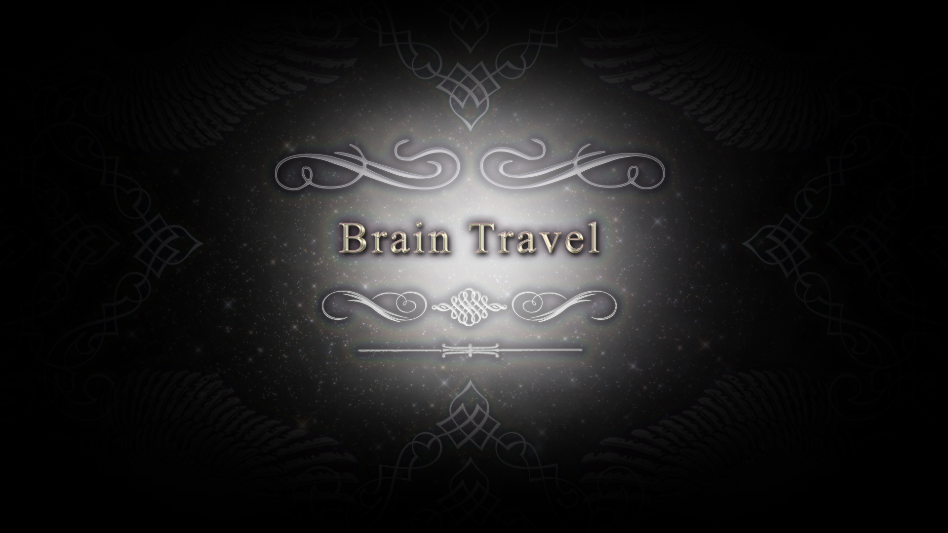 Brain Travel CM title