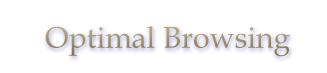 Optimal Browsing